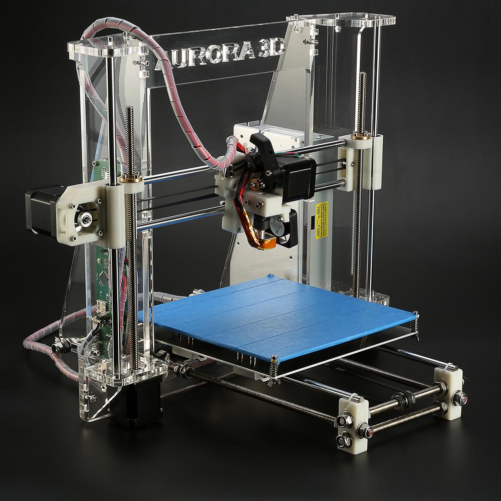 Что нужно чтобы собрать 3d принтер